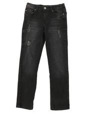 Buffalo - 5 Pocket Slim Straight Fit Denim Jeans (8-16)-2381801