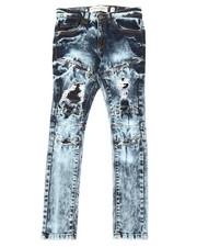 Arcade Styles - Pit Crew Denim Jeans (8-20)-2382175