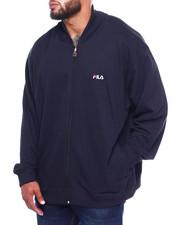 Big & Tall Faves - Zip Trim Track Jacket (B&T)-2382620