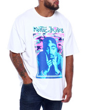 C-LIFE GROUP LTD - Poetic Justice I Think You Kinda Fly S/S Tee (B&T)-2382441