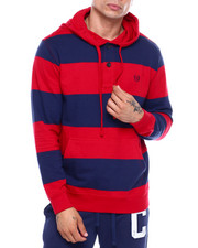 Chaps - RUGBY STRIPE HOODY-2382536