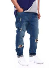 Big & Tall Faves - Stretch Rip & Repair Denim Jean (B&T)-2379822