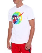 Akademiks - SPACE DYE NASA PHOTO PRINT TEE-2382889