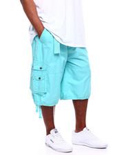 Shorts - Makobi Twill Cargo Short (B&T)-2380222