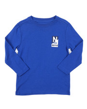 Nautica - Long Sleeve Crew Neck Tee (2T-4T)-2381988