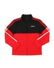 Adidas - Color Block Tricot Jacket (8-20)-2382263