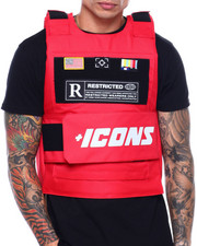 Hudson NYC - Icon Reflective Vest-2382815