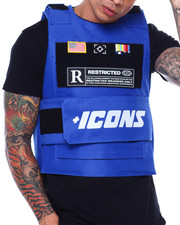 Hudson NYC - Icon Reflective Vest-2382830