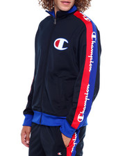 Outerwear - CHAMPION TAPE TRACK JACKET-2383542