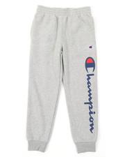Sweatpants - Classic CVC Jogger Pants (8-20)-2383817