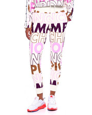Sweatpants - Reverse Weave Jogger-All Over Print-2384241