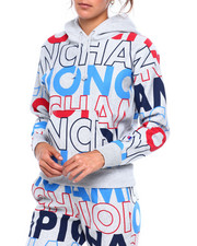Champion - Reverse Weave Pullover Hood-All Over Print-2383711