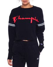 Champion - Heavyweight Jersey-Exaggerated Sleeve Tee-2383357