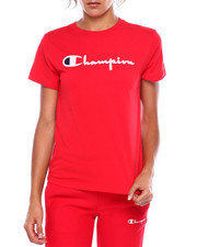 Champion - The Original Tee-Direct Flock Script-2383673