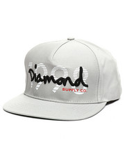 Diamond Supply Co - 1998 OG Script Snapback Hat-2383314