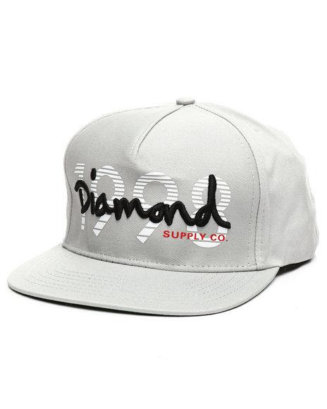 Diamond Supply Co - 1998 OG Script Snapback Hat