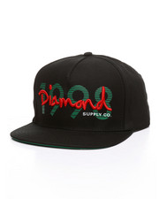 Diamond Supply Co - 1998 OG Script Snapback Hat-2383338