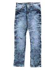 Arcade Styles - Moto Denim Jeans (8-18)-2384458