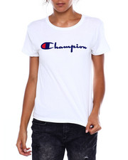 Champion - The Original Tee-Direct Flock Script-2383767