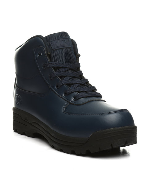 Mountain Gear - Leather Lace-Up Boots