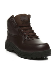 Mountain Gear - Leather Lace-Up Boots-2384699