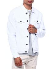 Buyers Picks - White Trucker Jacket-2383173