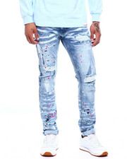 Marc Ecko Collection - Drip Paint Splatter Jean-2384260