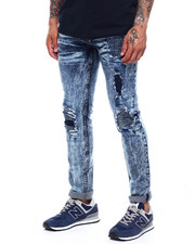 Marc Ecko Collection - Bikers Rip and Repair Jean-2384273