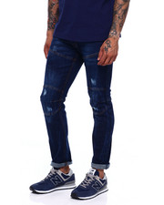 Marc Ecko Collection - Destructed moto jean-2384312