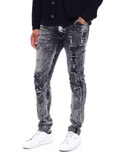 Marc Ecko Collection - Bikers Rip and Repair Jean-2384338