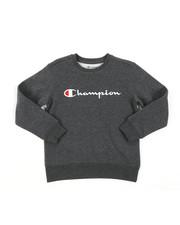 Boys - Classic Script CVC Sweatshirt (8-20)-2385039