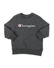 Boys - Classic Script CVC Sweatshirt (2T-4T)-2385031