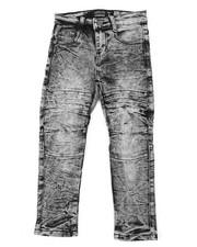 Boys - Moto Denim Jeans (4-7)-2384554