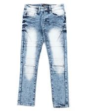 Arcade Styles - Flex Moto Denim Jeans (8-20)-2384903