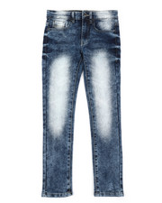 Boys - Flex Basic Denim Jeans (8-20)-2384889