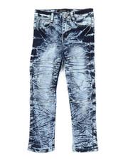 Boys - Moto Denim Jeans (4-7)-2384537