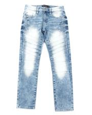 Arcade Styles - Flex Moto Denim Jeans (8-20)-2384910