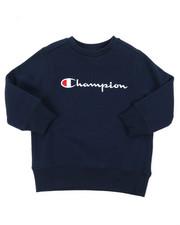 Boys - Classic Script CVC Sweatshirt (2T-4T)-2384986