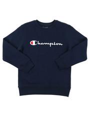 Sweatshirts & Sweaters - Classic Script CVC Sweatshirt (8-20)-2385026