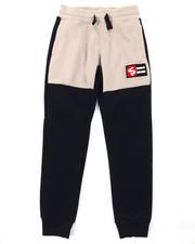 Boys - Fleece Pants W/ Chenille Patch (8-20)-2384738