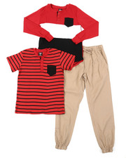 Boys - 3 Pc Knit Set (8-18)-2383848