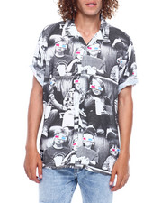 LRG - CHILDREN OF VISION S/S WOVEN-2385251