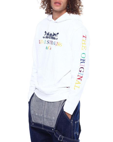 Levi's - 90s logo text sweatshirt