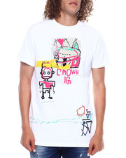 Shirts - Crown Artist Sketch Tee-2385849
