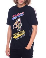 Shirts - STRIVE FOR PURPOSE TEE-2385503