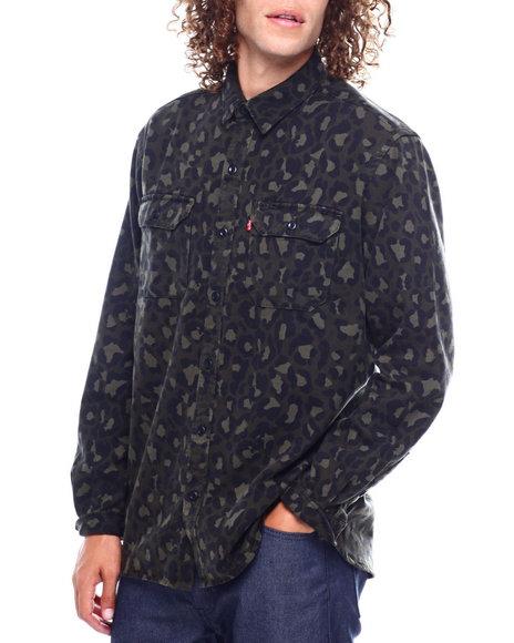 Levi's - jackson worker cheetah jacket
