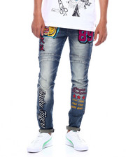 Men - Stall and Dean Tiger Chenille Patch Jean-2385338