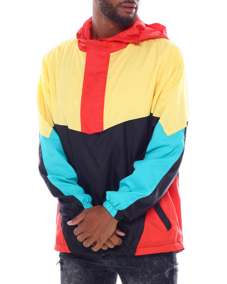 Buyers Picks - Colorblock Windbreaker