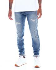 Calvin Klein - SLIM TAPER RINGO BLUE JEAN-2386832