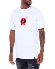 HUF - HOT LIPS S/S TEE-2386991